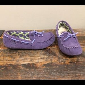 Ugg Purple Slippers